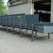 Guillotine conveyor belt