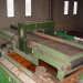 Conveyor belt with metal detector (dimension 6500x900)