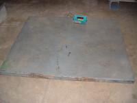 Bilancia elettronica 1250 x 1500